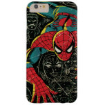 Spider-Man Comic #100 Barely There iPhone 6 Plus Case