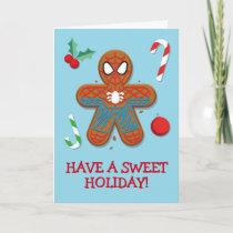 Spider-Man Cookie Card