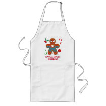 Spider-Man Cookie Long Apron