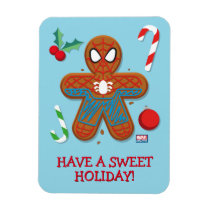 Spider-Man Cookie Magnet