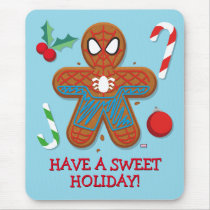 Spider-Man Cookie Mouse Pad