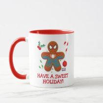 Spider-Man Cookie Mug
