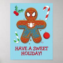 Spider-Man Cookie Poster