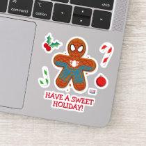 Spider-Man Cookie Sticker