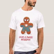 Spider-Man Cookie T-Shirt