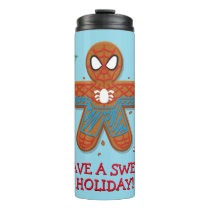 Spider-Man Cookie Thermal Tumbler