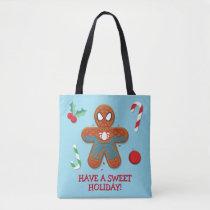 Spider-Man Cookie Tote Bag
