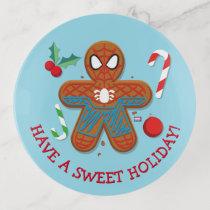 Spider-Man Cookie Trinket Tray