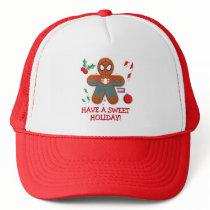 Spider-Man Cookie Trucker Hat