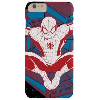Spider-Man Crime Fighter Barely There iPhone 6 Plus Case