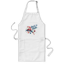 "Spider-Man ""Deck The Walls"" Long Apron"