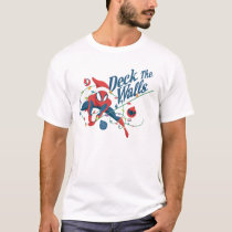 "Spider-Man ""Deck The Walls"" T-Shirt"