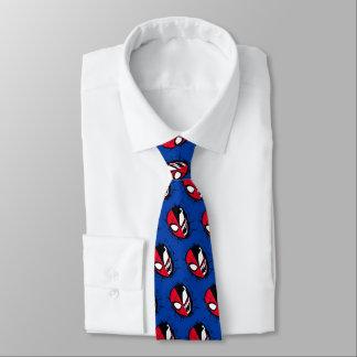Spider-Man | Dual Spider-Man & Venom Face Neck Tie