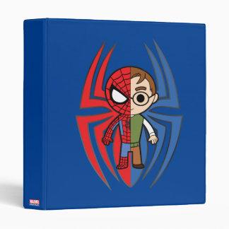 """Spider-Man e identidad dual de Peter Parker Carpeta 1"""""""