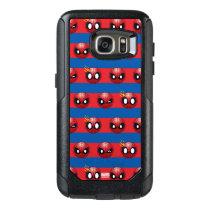 Spider-Man Emoji Stripe Pattern OtterBox Samsung Galaxy S7 Case