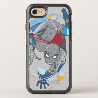 Spider-Man en Web Funda OtterBox Symmetry Para iPhone 7