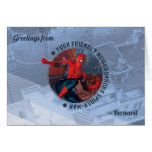 Spider-Man | Friendly Neighborhood Spider-Man Art Card