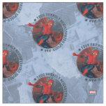 Spider-Man | Friendly Neighborhood Spider-Man Art Fabric