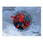 Spider-Man | Friendly Neighborhood Spider-Man Art Postcard