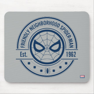 Spider-Man | Friendly Neighborhood Spider-Man Logo Mouse Pad