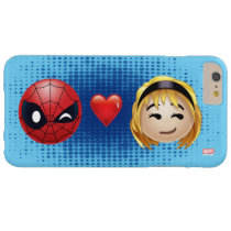 Spider-Man & Gwen Heart Emoji Barely There iPhone 6 Plus Case