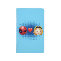 Spider-Man & Gwen Heart Emoji Journal