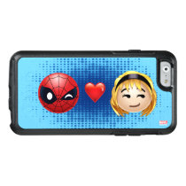 Spider-Man & Gwen Heart Emoji OtterBox iPhone 6/6s Case