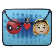 Spider-Man & Gwen Heart Emoji Sleeve For MacBooks