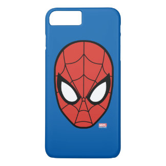 Spider-Man Head Icon iPhone 7 Plus Case