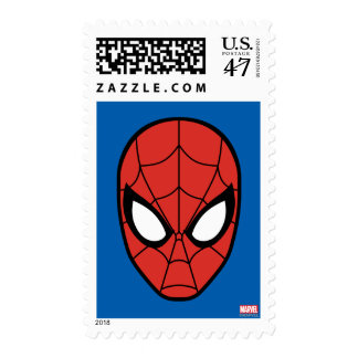 Spider-Man Head Icon Postage