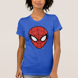 Spider-Man Head Icon Tee Shirt