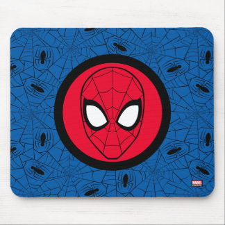 Spider-Man | Head Logo Mouse Pad