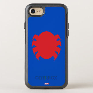 Spider-Man Icon OtterBox Symmetry iPhone 7 Case