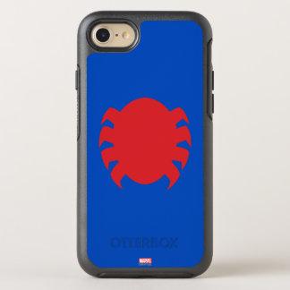 Spider-Man Icon OtterBox Symmetry iPhone 8/7 Case