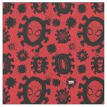 Spider-Man | Iconic Graphic Spider Pattern Fabric