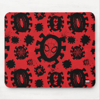 Spider-Man | Iconic Graphic Spider Pattern Mouse Pad
