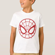 Spider-man Iconic Graphic T-shirt at Zazzle