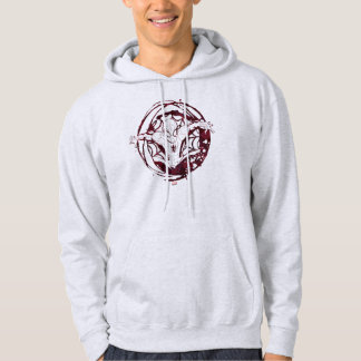 Spider-Man In Web Graphic Hoodie