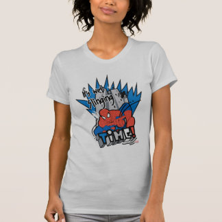 Spider-Man It's Web Slinging Time T-Shirt