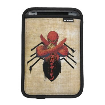 Spider-Man Japan | スパイダーマン Spider Graphic iPad Mini Sleeve