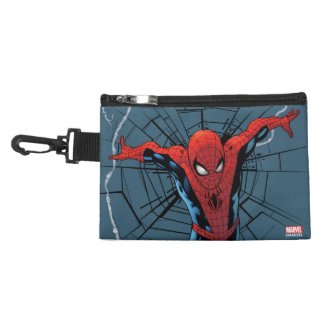 Spider-Man Leaping With Webbing Accessories Bags