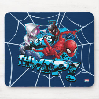 Spider-Man | Let's Thwip! Mouse Pad