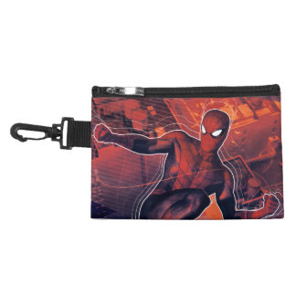 Spider-Man Mid-Air Spidey Sense Accessory Bag