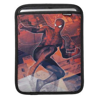 Spider-Man Mid-Air Spidey Sense Sleeve For iPads