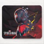 Spider-Man Miles Morales Hi-Tech Geometric Shatter Mouse Pad