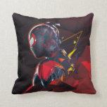 Spider-Man Miles Morales Hi-Tech Geometric Shatter Throw Pillow