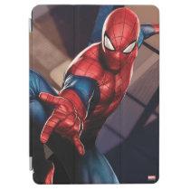 Spider-Man On Skyscraper iPad Air Cover
