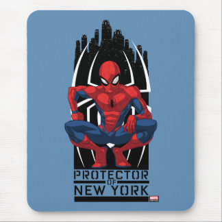 Spider-Man | Protector of New York Mouse Pad