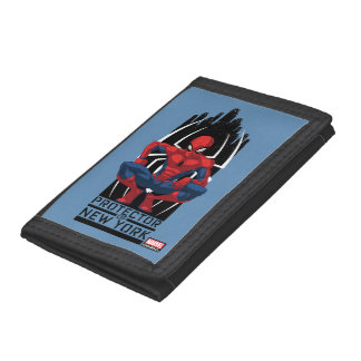 Spider-Man | Protector of New York Trifold Wallet