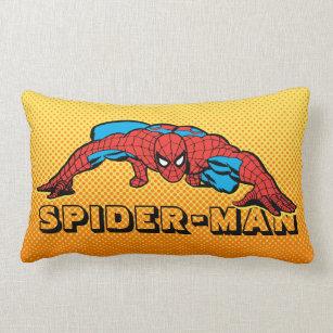 Spider-Man Retro Crouch Lumbar Pillow